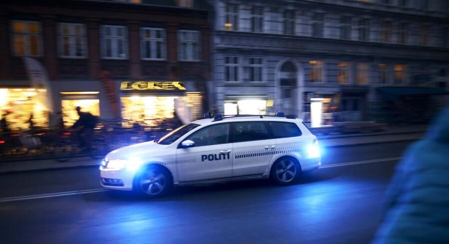 Nordjyllands politi søger vidner, efter der nat til tirsdag blev skudt mod et asylscenter Dronninglund.