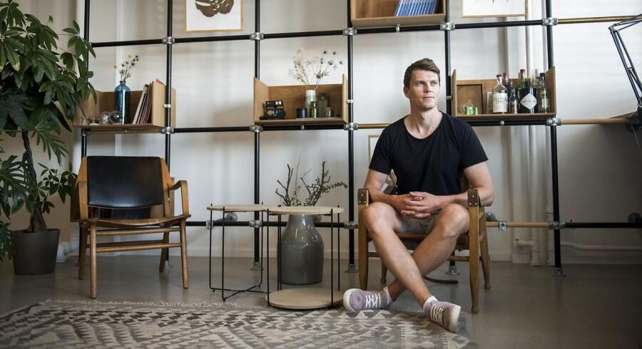 Jeppe Rindom er stifter og adm. direktør for den finansielle tjeneste Pleo og har netop sikret sin virksomhed en investeringsrunde på 102 mio. kr.