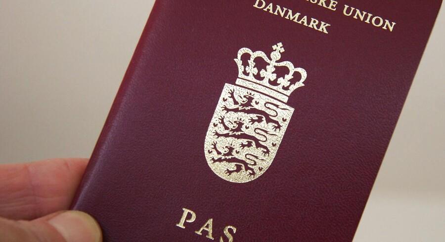 Arkivfoto: En 26-årig mand, der i oktober blev idømt fire års fængsel for at have ladet sig hverve og træne af Islamisk Stat (IS) i Syrien, kan risikere at miste sit danske statsborgerskab.