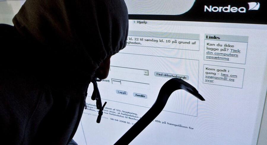 I USA har analyser af Bitcoin-pengestrømme afsløret, at gidseltagning gennem spredning af ransomware har indbragt hackere mere end to milliarder kroner.
