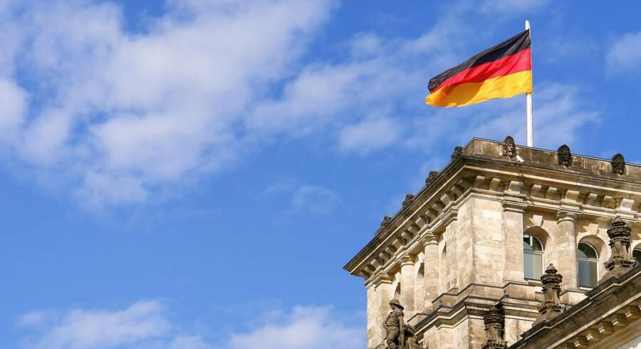De tyske forbrugerpriser steg mere end ventet i juli. Foto: Iris.
