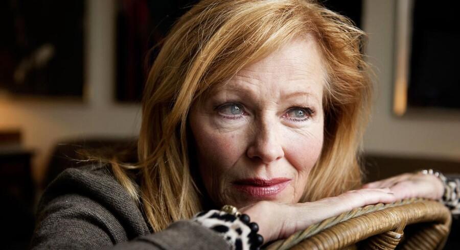 Suzanne Bjerrehuus, forfatter, foredragsholder og tidl. tv-vært