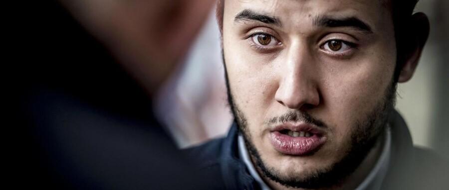 Bageren Ali Parnian fik i weekenden smadret sin forretning i Tingbjerg. Fredag er han tiltalt i straffesag.