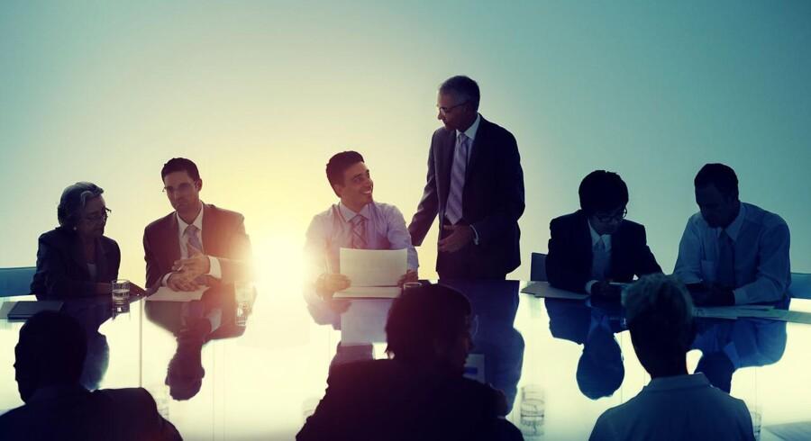 De danske topchefer investerer betydeligt flere penge i digitalisering i forhold til resten af verden. Foto: Iris.