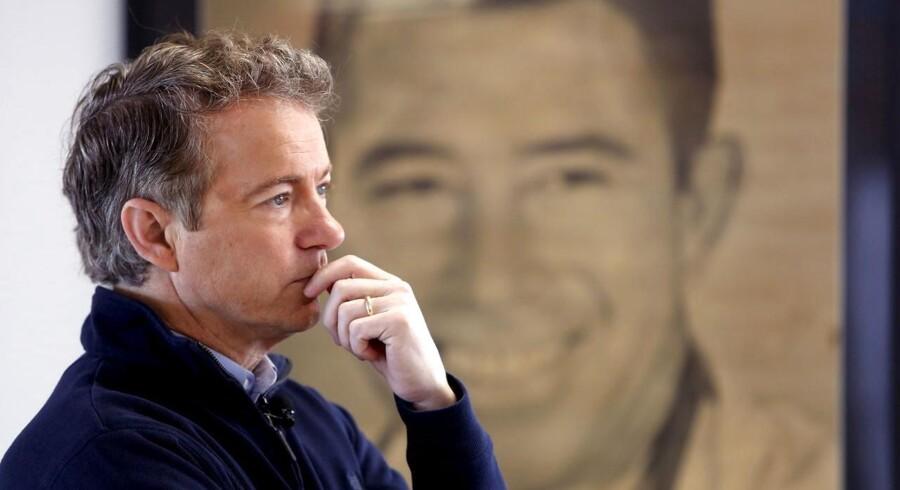 Den republikanske senator Rand Paul meldte sig onsdag ud af ræset om at blive USAs næste præsident.
