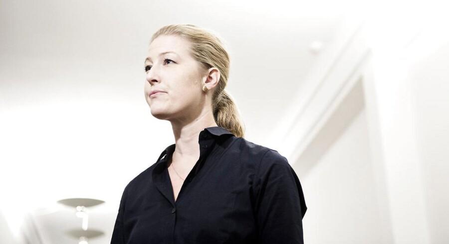 Arkiv. Sofie Carsten Nielsen (R).