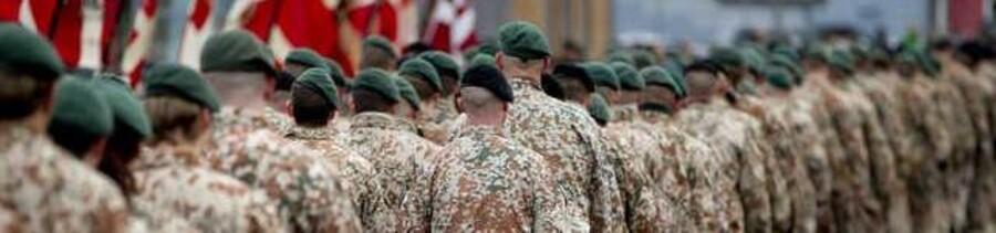 Der kan være langt flere psykiske problemer i vente for Danmarks krigsveteraner.