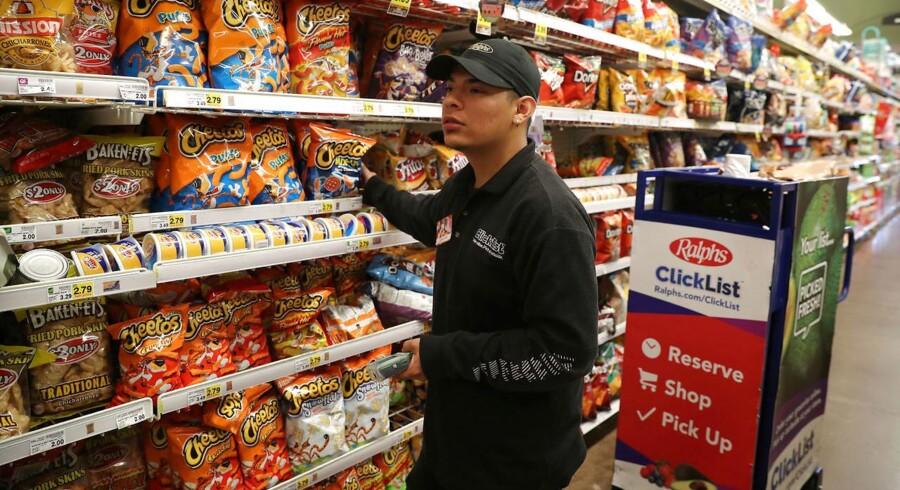 USA største kæde af supermarkeder Kroger er udfordret, og søger nu hjælp i Kina.