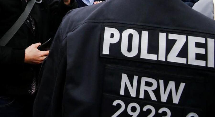 En 24-årig marokkansk mand er blevet anholdt af tysk politi for angiveligt at planlægge et terrorangreb mod Ruslands ambassade i Berlin.