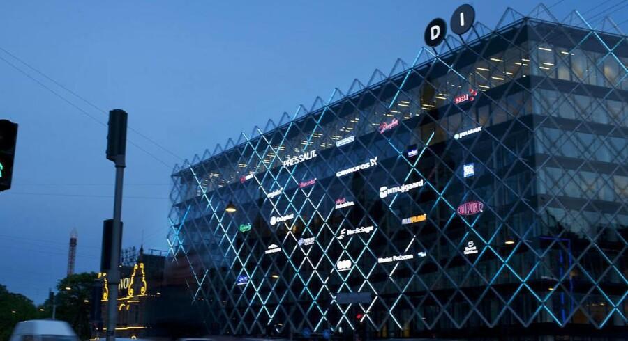 Arkivfoto. Dansk Industri, Industriens Hus.