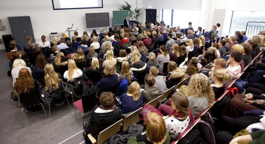 Uddannelses- og forskningspolitisk chef i Dansk Erhverv, Mette Fjord Sørensen, advarer mod at »komme derhen, hvor store, kulturbærende fag som tysk og fransk skal lukke«.