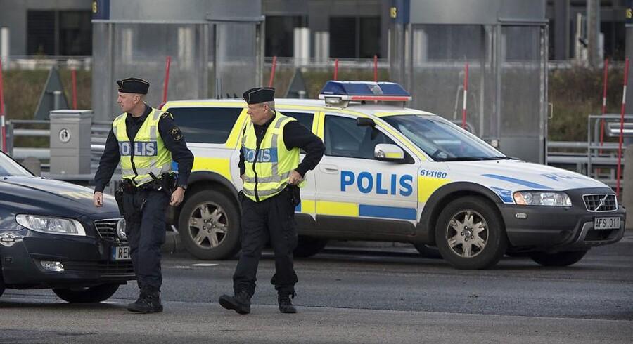 Arkivfoto: »Blandt de her kriminelle er der nogle familiestrukturer og kulturelle baggrunde, der går igen, og som gør, at de har en tilknytning til hinanden på tværs af landegrænser. Det kan både være noget venskabeligt eller familiært,« siger vicepolitiinspektør hos Københavns Politi Torben Svarrer.