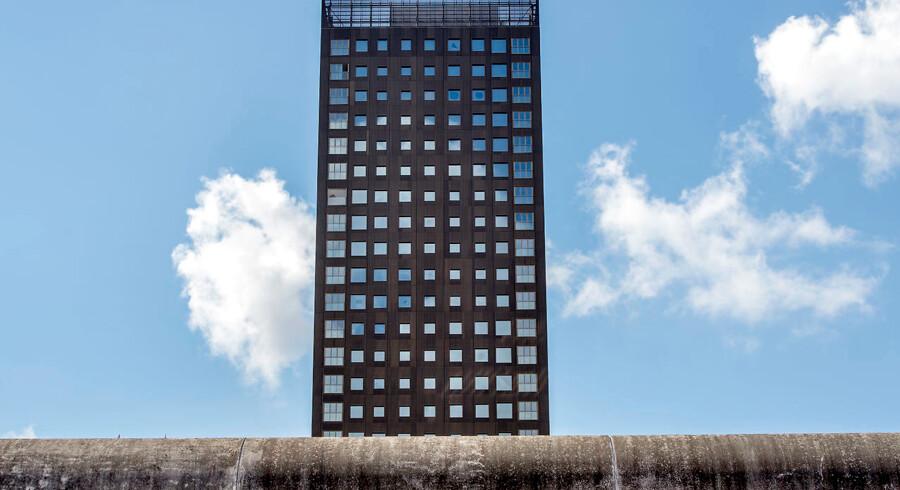 Bohrs Tårn - er det nye vartegn for Carlsberg Byen. Bygningen der er 100 meter høj ligger i den gamle Carlsberg by på Valby Bakke.