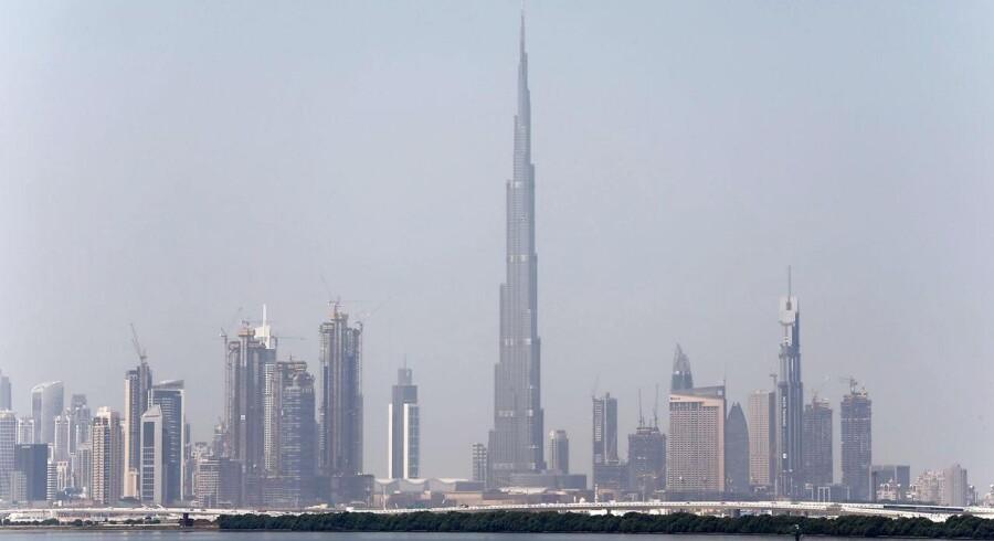 Burj Khalifa er lige nu verdens højeste bygning. Men det bliver det ikke ved med at være.