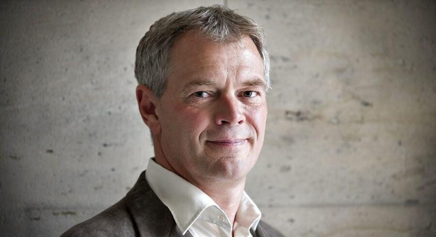 Jens Møller Jensen har en helt bestemt opgave. Han leder efterforskningen af mordet på Kim Wall.