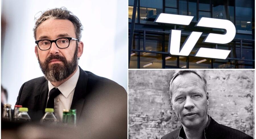 »I forhold til habilitet og troværdighed er det en rigtig møgsag,« siger Mark Ørsten, professor i journalistik. Arkivfoto: Scanpix
