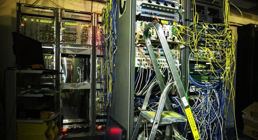 Hackere er gået til angreb på store computersystemer, og politiet har vanskeligt ved at opklare den slags sager.
