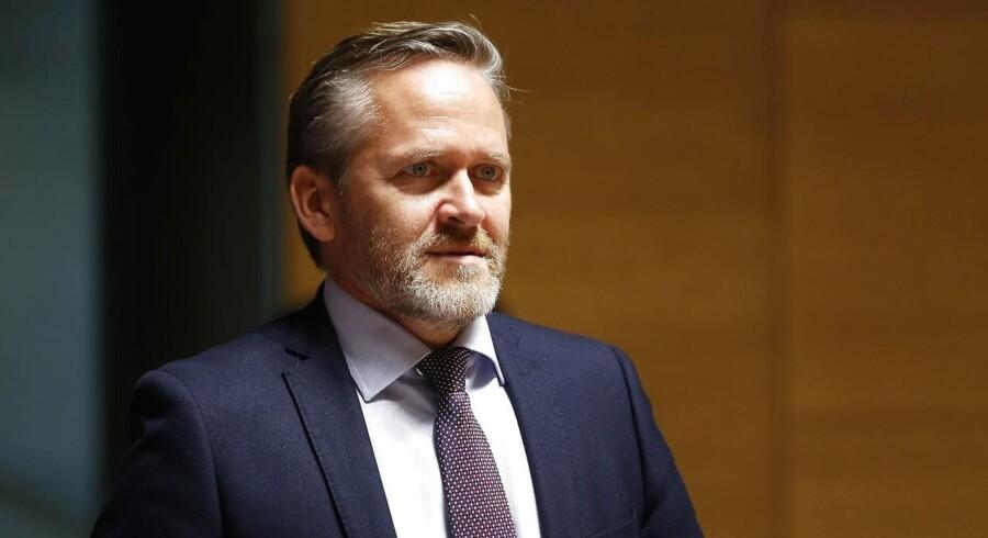 DF vil have menneskeretten ud af dansk lov. Men menneskeret er individets værn mod staten, siger Samuelsen.