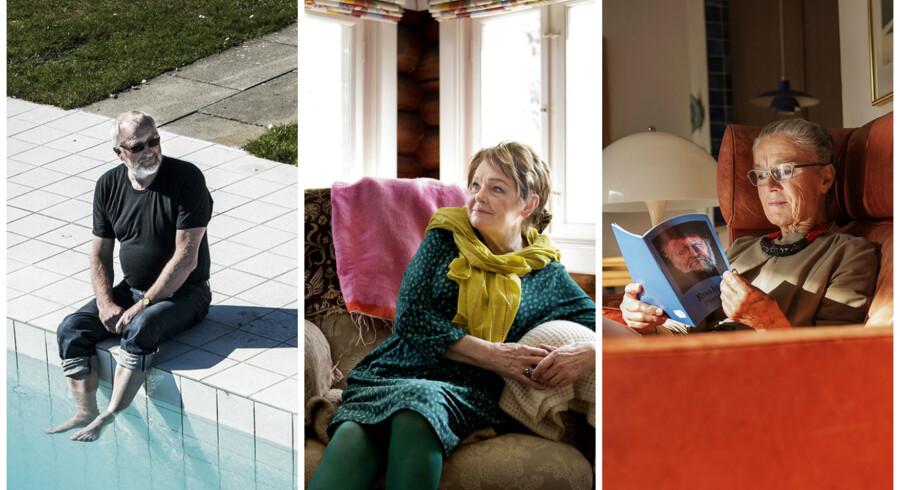 Foto: Asger Ladefoged, Linda Kastrup og Claus Bech.