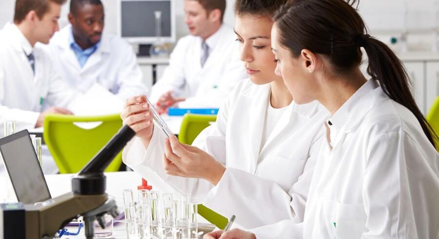 Det er især dansk forskning i medicin, sundhed og ingeniørvidenskab, der trækker op.