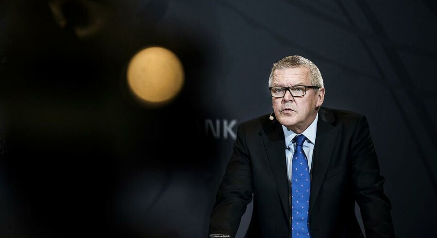Nationalbankdirektør, Lars Rohde.