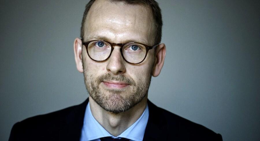 Flemming Pristed, chefjurist i Danske Bank, erkender, at banken ikke har været gode nok til at forhindre hvidvask i storbankens estiske afdeling.