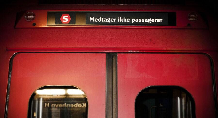 (ARKIV) Trods søndagens IT-nedbrud hos DSB, behøver danskerne ikke at være bange for, at deres følsomme person- og betalingskortoplysninger er faldet i hænderne på de forkerte. (Foto: Dennis Lehmann/Ritzau Scanpix)