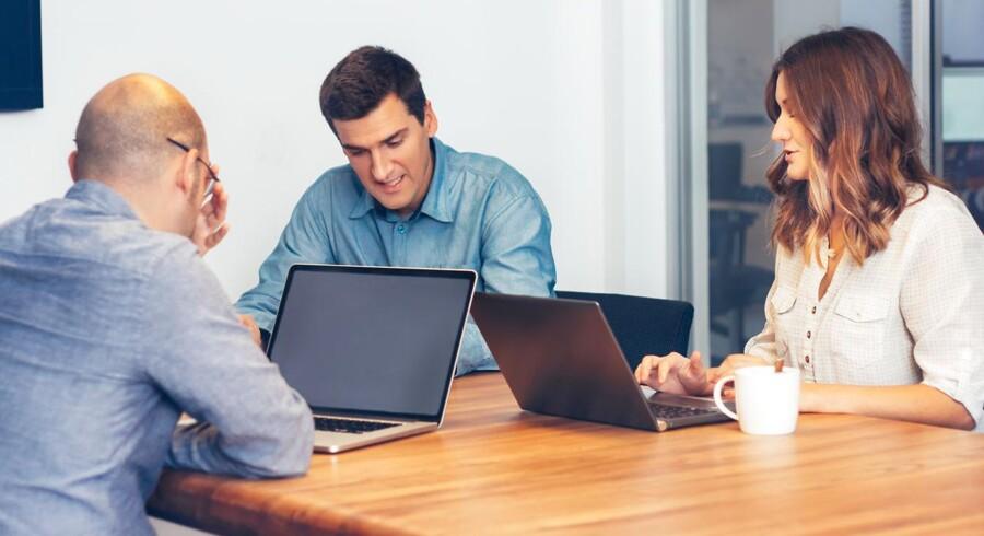 Hver anden virksomhed kan ikke finde kvalificerede IT-folk