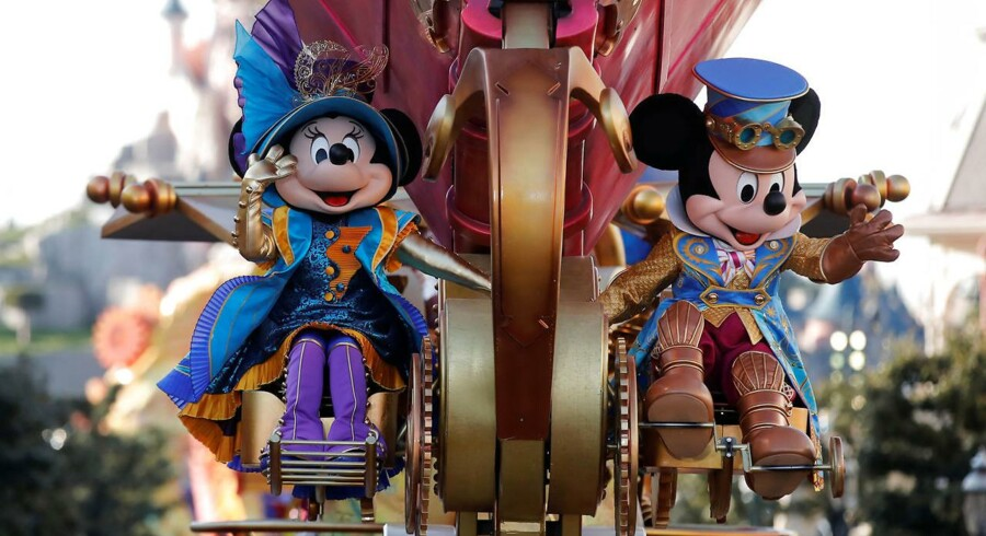 Arkivfoto. Hackere hævder at have fået fingrene i en ny film fra Disney, der endnu ikke har haft premiere.