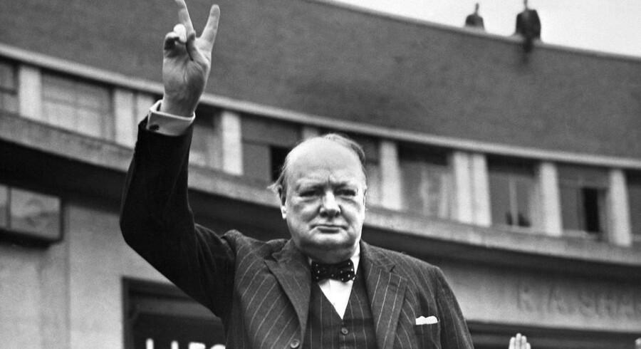 Churchill skrev første udkast til essayet i 1939, mens Europa stod på tærsklen til en ny verdenskrig. Essayet var formentlig tiltænkt den britiske søndagsavis 'News of The World', men det blev aldrig trykt, fortæller Mario Livio.
