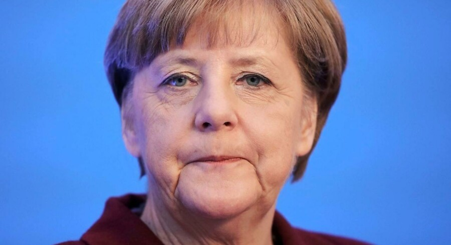 Angela Merkel vil udvise flere kriminelle migranter.