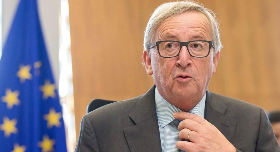 Jean-Claude Juncker. Arkivfoto.