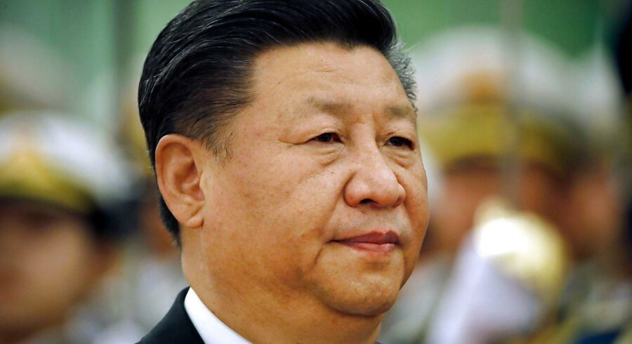 Kinas præsident, Xi Jinping (Foto: AP Photo/Mark Schiefelbein)