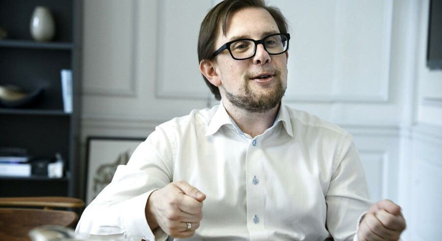 Simon Emil Ammitzbøll, politiker.