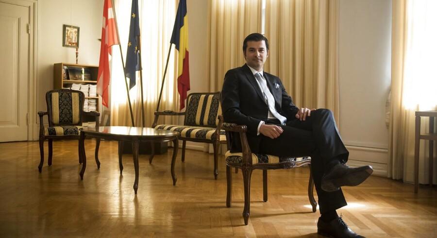»Det er mit indtryk, at situationen i almindelighed for rumænske statsborgere i Danmark ikke er kendt af den danske offentlighed,« siger Rumæniens ambassadør i Danmark, Alexandru Gradinar.