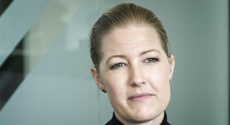 De radikales stedfortrædende politiske leder, Sofie Carsten Nielsen, lugter forår i forholdet mellem Radikale Venstre og Venstre.