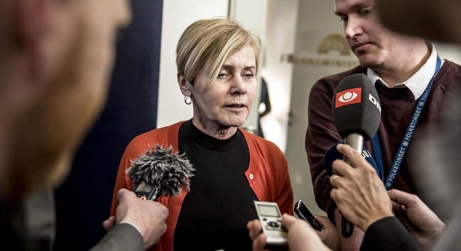 »Det er, som om regeringen er helt uden blik for den nutid, vi lever i,« siger Alternativets medieordfører, Rasmus Nordqvist, om kulturminister Mette Bocks (LA) udspil til et nyt medieforlig.