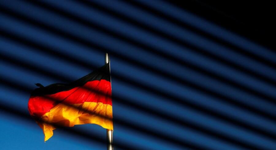 Arkivfoto: Den tyske økonomi havde mere momentum, end økonomerne havde ventet, i tredje kvartal.
