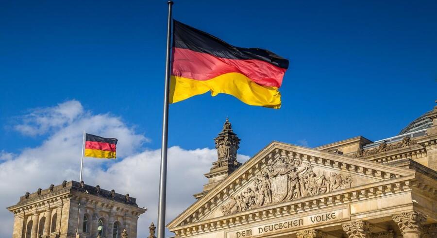 De tyske forbrugerpriser steg som ventet lidt mere i august.