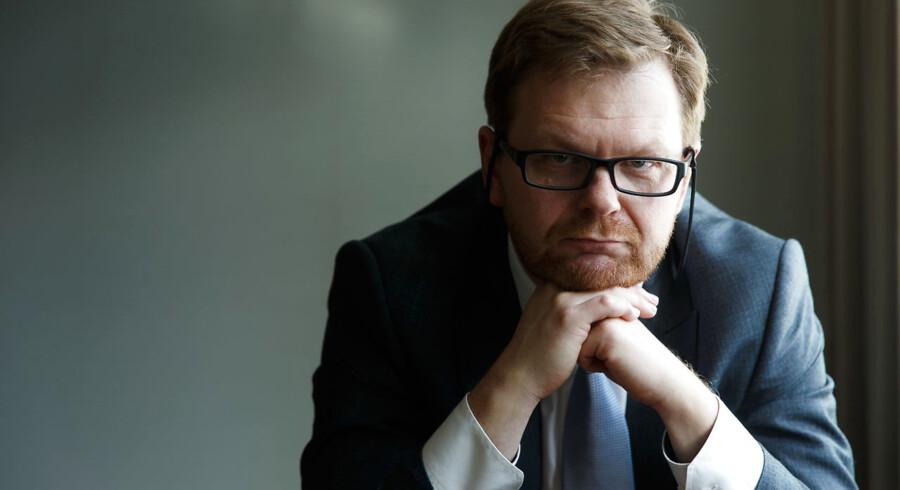 Kilvar Kessler, chef for det estiske finanstilsyn, Finantsinspektsioon, afviser, at de estiske myndigheder forfølger Danske Bank i milliardskandalen om hvidvask.