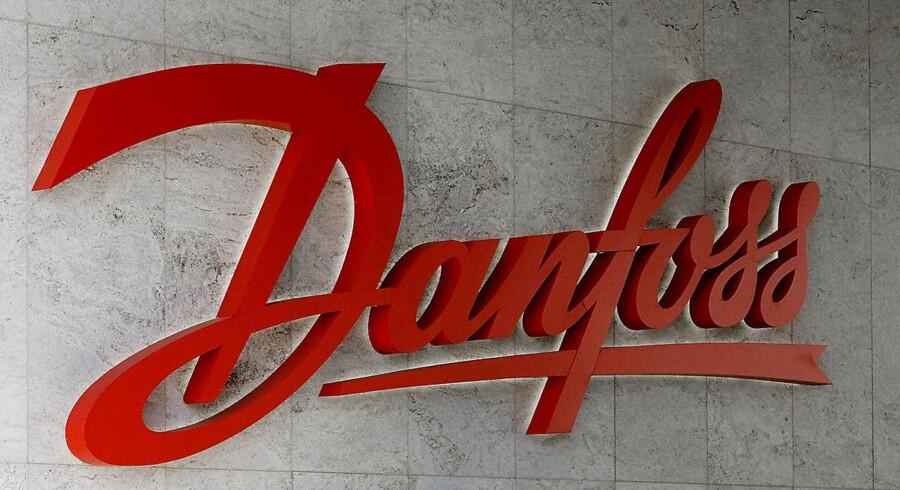 Danfoss leverer et flot resultat for 2017.