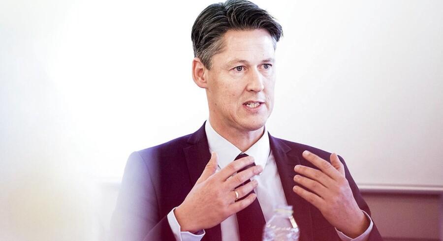 Arkivfoto: Det Økomiske Råds formand, Michael Svarer.