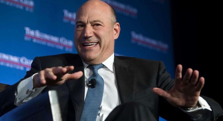 Donald Trumps økonomiske toprådgiver, Gary Cohn, trækker sig fra posten.