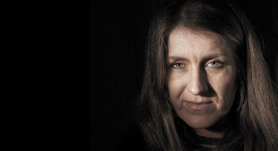 Filminstruktør og manuskriptforfatter Lotte Svendsen står bag den aflyste julekalender på DRs P1, »Jul i republikken«.