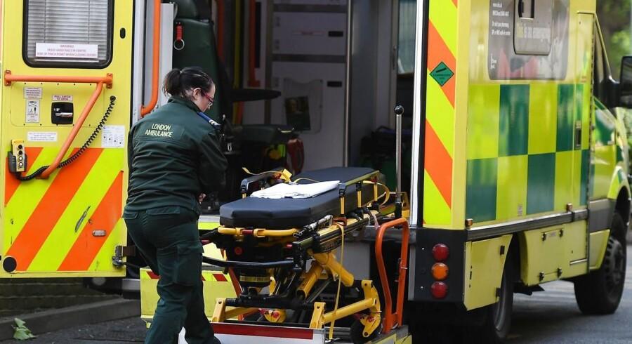 Det britiske sundhedsvæsen, NHS, har været hårdt plaget af fredagens cyberangreb. Ifølge Danske Regioner, er der ingen meldinger om at danske sygehuse skulle være ramt.