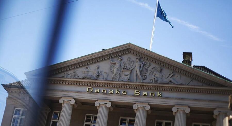 Landets største bank, Danske Bank, har onsdag fremlagt regnskabstallene for årets første seks måneder.