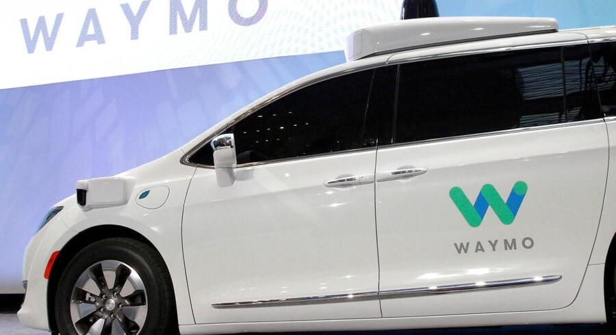 Waymo, der er pioner med teknologien, har testet systemet i seks amerikanske delstater - senest i Michigan.