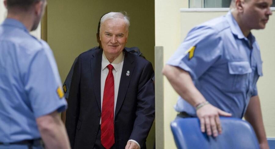 Onsdag blev Ratko Mladic af en FN-domstol idømt fængsel på livstid for folkemord og forbrydelser mod menneskeheden.