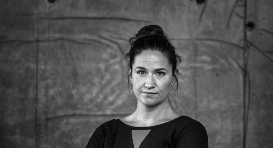 Gertrud Thisted Højlund - journalist, radiovært og datter af Niels Højlund.
