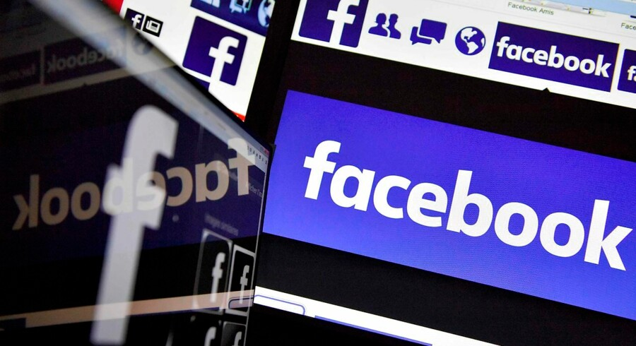 (FILES) This file photo taken on November 20, 2017 shows logos of US online social media and social networking service Facebook in Nantes, France. Facebook on November 27, 2017 said stepping up the use of artificial intelligence to identify members of the leading social network who may be thinking of suicide. Software will look for clues in posts or even in videos being streamed at Facebook Live, then fire off reports to human reviewers and speed up alerts to responders trained to help, according to the social network. / AFP PHOTO / LOIC VENANCE